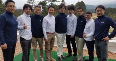 新年1発目は同級生とゴルフ!!